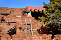 Hopi Wall and Ladder